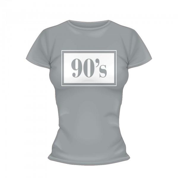 90s Schein Shirt Frauen