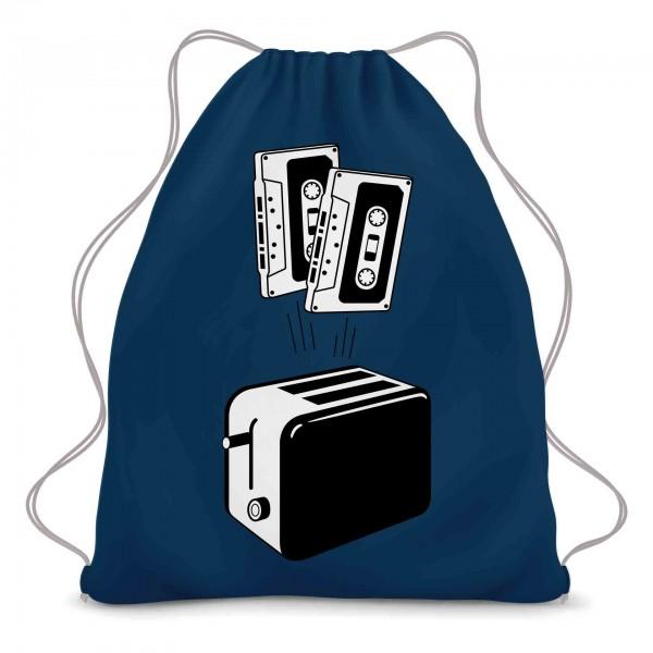 Tape Toaster Turnbeutel