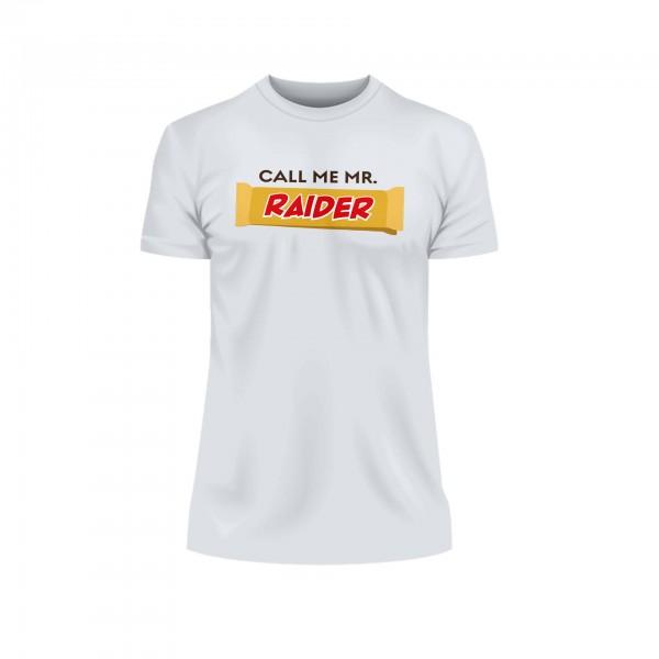 Call me Mr Raider Männer