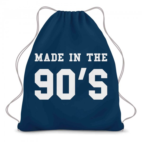 Made in the 90s Turnbeutel