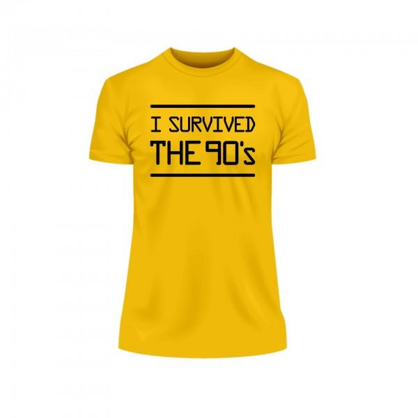 I survived the 90s Männer