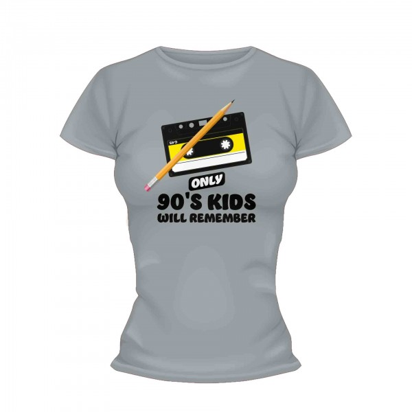 Only 90s Kids will remember Shirt Frauen