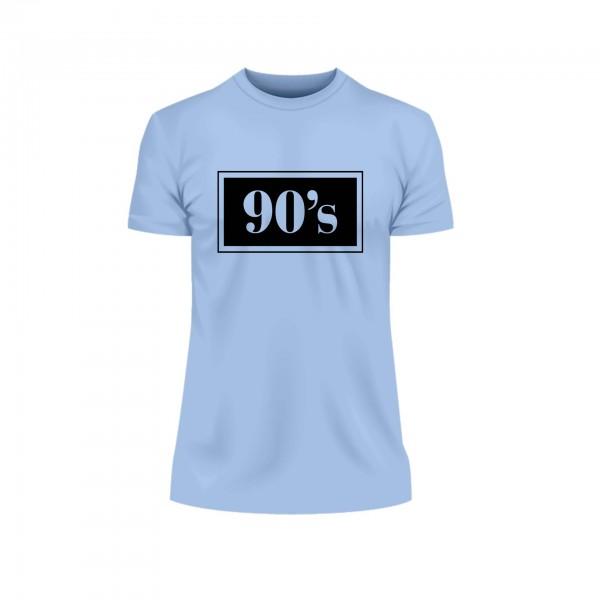 90s Schein Shirt Männer