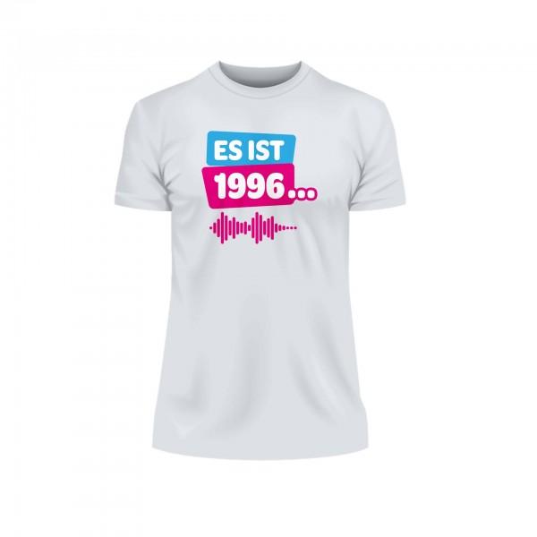 Es ist 1996 Kult-Shirt bunt Männer